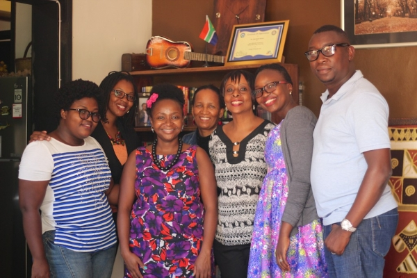 The Class and Jackee (1) 25th February 2017 One Day Book Writing Class